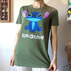 My Favorite Disney Stitch T-Shirt LILO and Stitch